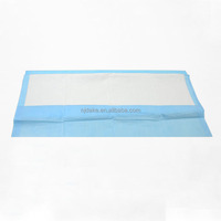 absorbent disposable hospital underpad