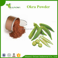 Sex Medicine No Side Effect Dried Okra Powder With Competitive Price