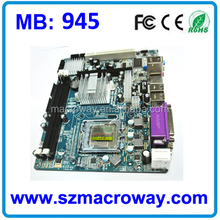 Industrial ISA slot Motherboard ISA 2 ISA and 5 PCI Slots Motherboard 775 945 Motherboard