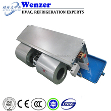 Horizontal Concealed Ducted Type Fan Coil Unit, Low Noise Horizontal Concealed Fan Coil Unit