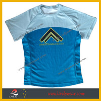 Lively OEM Sublimation Custom Cheap T Shirt Printing