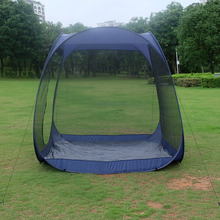 Manufacturing Gray Folding Bed Camping Tent For Garden