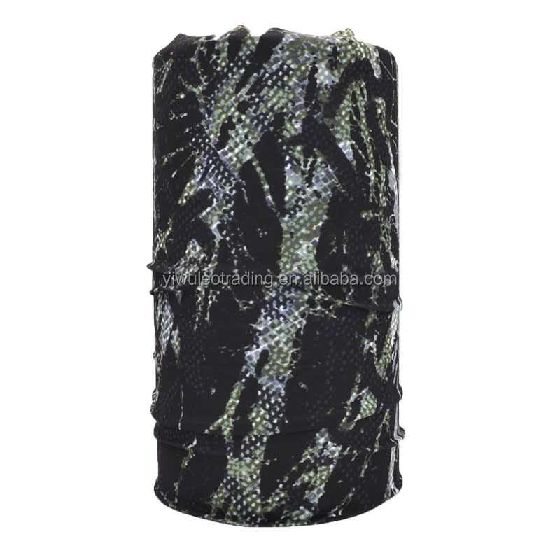 Paisley Seamless design alibaba Floral tactical Custom Silk Bandana
