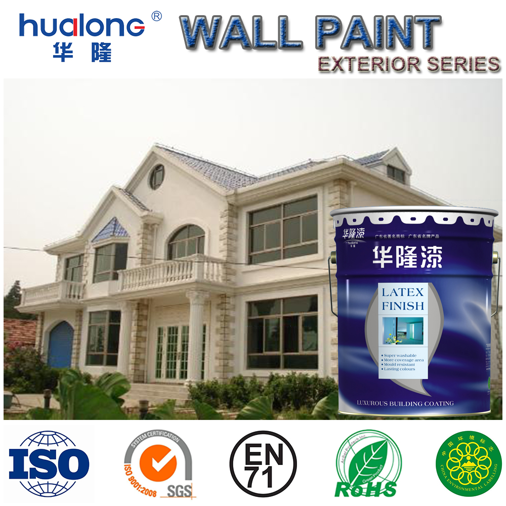Hualong Acrylic External & Exterior Wall Paint (HG10T)
