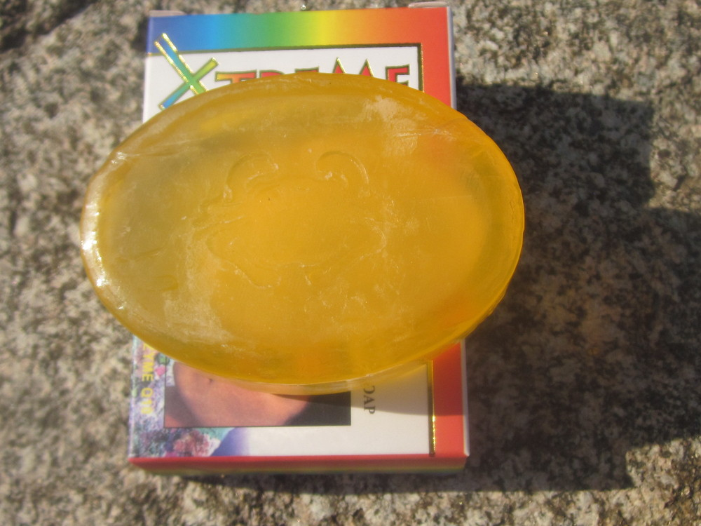 green papaya soap Essential oil Philippine soap