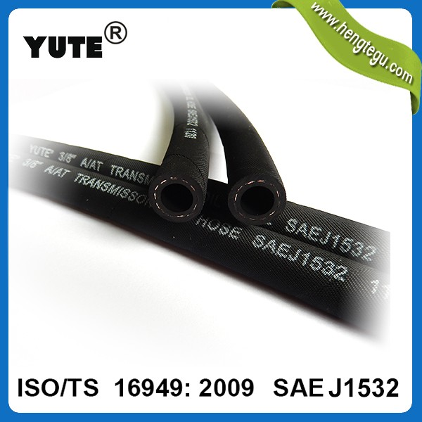 high quality sae j1532 type a 3/8 inch transmission oil cooler oil hose