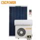 18000btu 2hp ac solar air conditioner