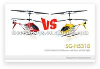 2012 Combat helicopter,3.5CH rc helicopter with combat function