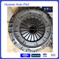 Chinese manufacturer clutch plate size 420mm for Jinlong Daewoo bus