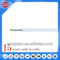 UL3134 BLUE 18AWG SILICONE RUBBER INSULATION CABLE WIRE MAID IN CHINA