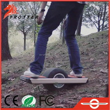 Free Shipping One Big Wheel Off Road Hover Board Electric Skateboard Dropship And Wholesale