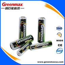 Lower Shelf-life Rechargeable 1.2V AAA 800mah Nimh Battery