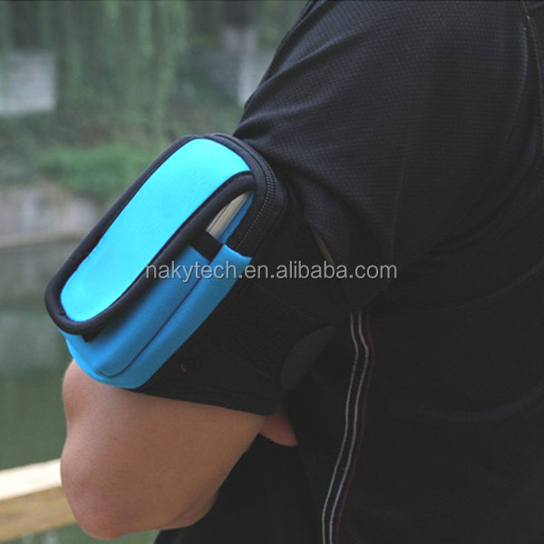 2014 Newest fashion armband cell phone cover for Samsung s5