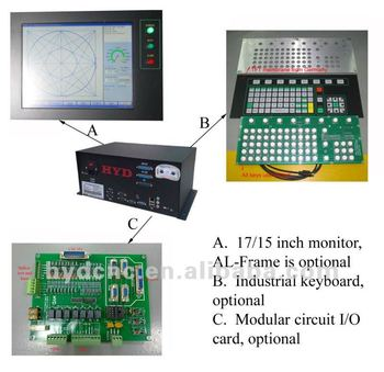 PC- Based CNC control system for cutting machine
