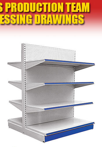 2014 rotating metal cardboard display stand