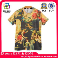 2013 The Popular Custom Design Animal 3D T-shirt