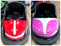amusement park adults&kids newest low price used kiddie rides dodgem bumper car for sale