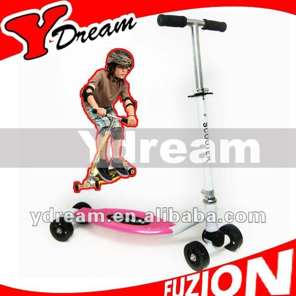2012 New Fuzion Children Four wheel Scooter
