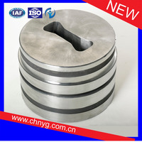 mould tool manufacturer for aluminium extrusion press alloy profile product
