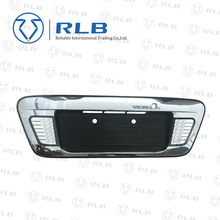 High quality rear LED light license plate frame with for hiace