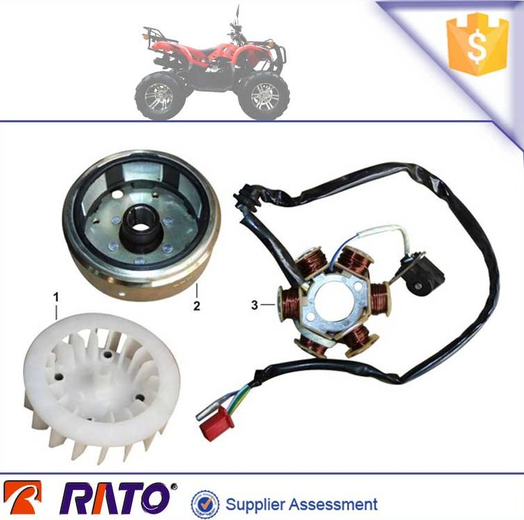 China factory ATV motorcycle magneto motorcycle engine parts for sale