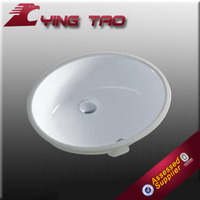Luxury Ceramic single basin guess tops cheap under sink