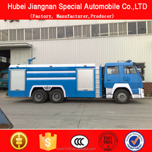2016 brand new Factory Supply SINOTRUCK best types of fire trucks