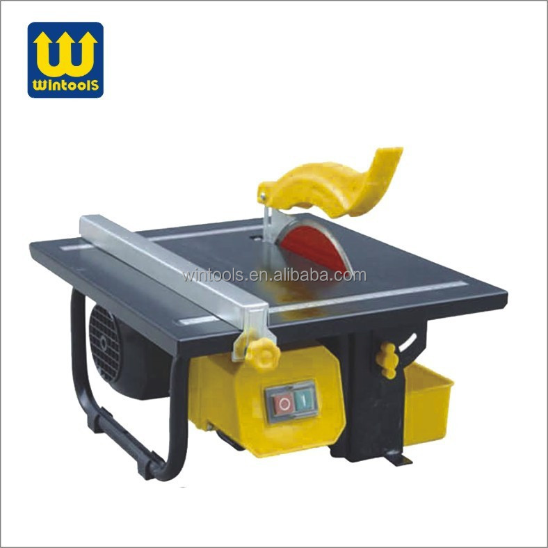 Wintools power tools laser cut wood table saw WT02413
