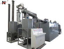 Efficient Waste Oil Recycle Plant/Base Oil Distillation Plant/OIl Renew Plant