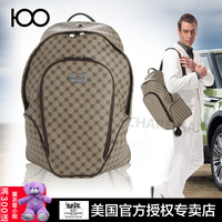wholesale fashion nylon men travel backpack in high quality