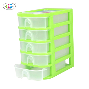 Eco-Friendly Case Transparent Plastic Storage Rectangle PP Organizer Thickened drawer Shoe Box