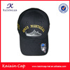 high quality baseball cap logo custom 3d embroidery hat