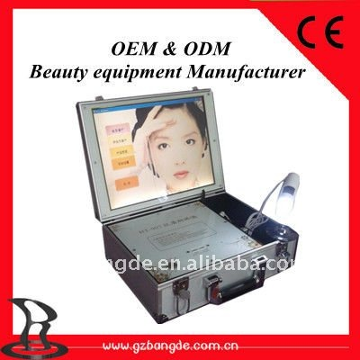 Portable skin analyzer system BD-P005