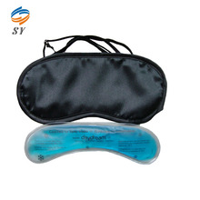 hot sale novelty cool gel sleep eye mask with good quality