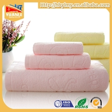 china alibaba personal custom supplier new home textiles 100% cotton terry bath towel set