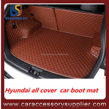 2016 New Design 5D all round Car trunk Mat / Cargo Mat / car boot Liner