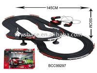 1:64 toy car track plastic
