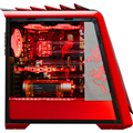 Newest Gaming ATX Gaming PC Watercooling System Gaming case