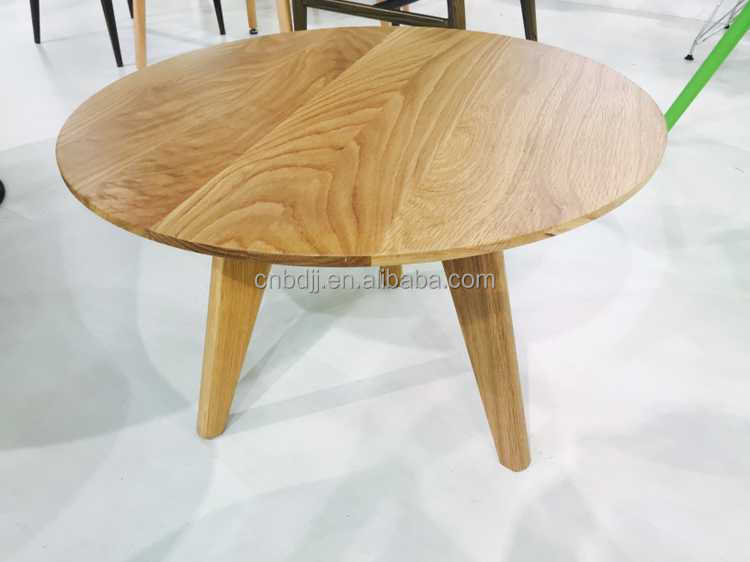 wholesale mini round solid wood child dining table and child plastic dining chair dining room furniture sets for kids