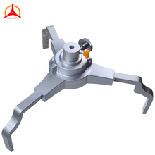 2017 China Factory Supply Most Popular 3d Wheel Alignment 3 Point Clamp