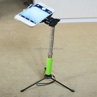 wholesale alibaba professional selfie stick tripod monopod ,selfie stick tripod ,selfie stick with aux cable