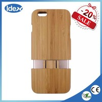 Mobile phone accessories Real wood phone case for iphone 6 6Plus 5 5s 4 4s