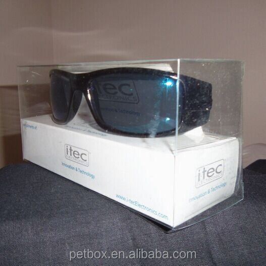 BLACK SUN GLASSES ELECTRONICS NEW in PACKAGE BOX
