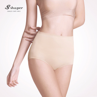 S-SHAPER Hot Sale Sexy Butt Enhance Panty Body Slimming Shaper Underwear
