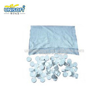 OEM manufacturer disposable face compressed napkin towel in China