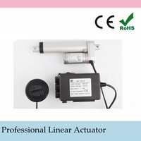 New Multi-function Electric Linear Actuator Motor Heavy Duty DC 12V 225lb 8inch