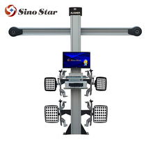 Electric 3D wheel alignment /3d camera wheel aligner/ Car Wheel Alignment And Balancing with CE(SS-3D-A1 PLUS)
