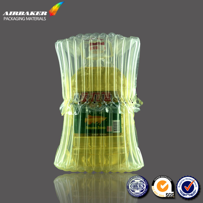 hot sale olive oil bottle air column bag made in China