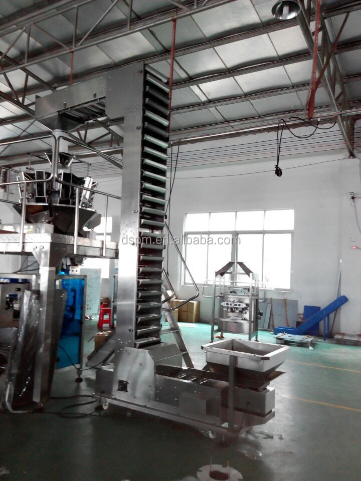Automatic weighing snacks pretzel packing machine for sale