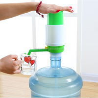 5 gallon plastic hand operated water pump